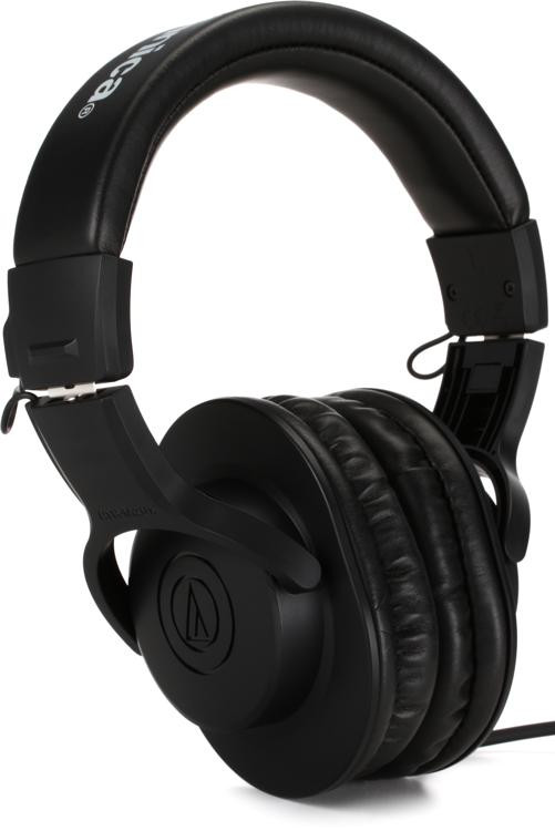Audio-Technica ATH-M20x Closed-back Monitoring Headphones image 1