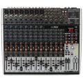 Behringer Xenyx X2222USB Mixer and USB Audio Interface with Effects