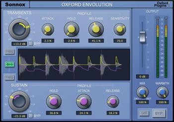 Sonnox Envolution Plug-in - Native image 1