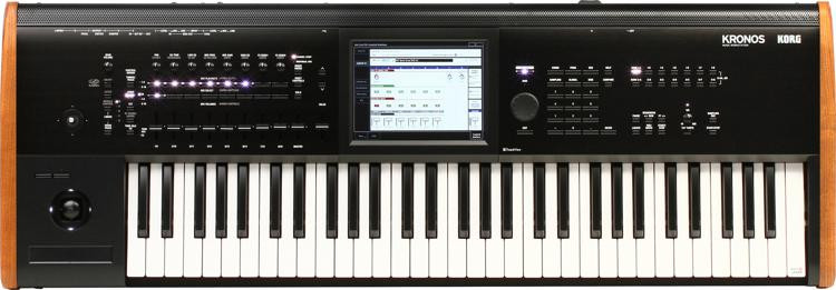 Kronos 61-key Synthesizer Workstation