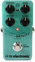TC Electronic HyperGravity Compressor Pedal
