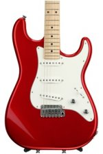 Schecter USA Traditional - Candy Red with Maple Fingerboard and VS-1 Pickups