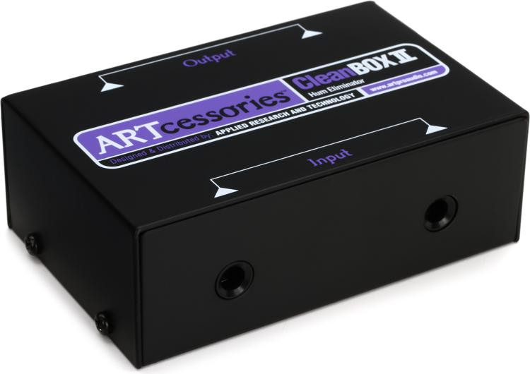 ART CleanBOX II 1-channel Hum Eliminator image 1