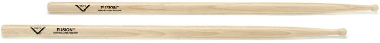 Vater American Hickory Drumsticks - Fusion - Wood Tip image 1