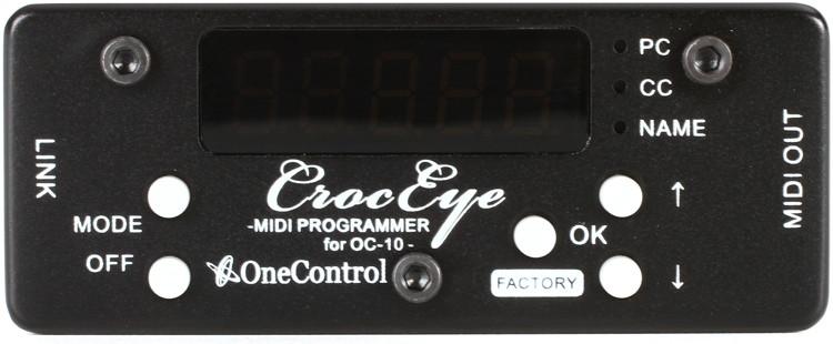 One Control CrocEye MIDI Programmer for Crocodile Tail Loop image 1