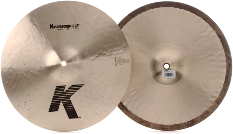 Zildjian K Mastersound Hi-hats - 14