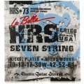 La Bella HRS-73 Nickel 7-string Electric Guitar Strings - 0.010-0.064 Heavy