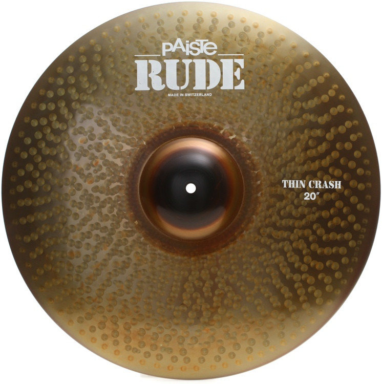 Paiste Rude Thin Crash - 20