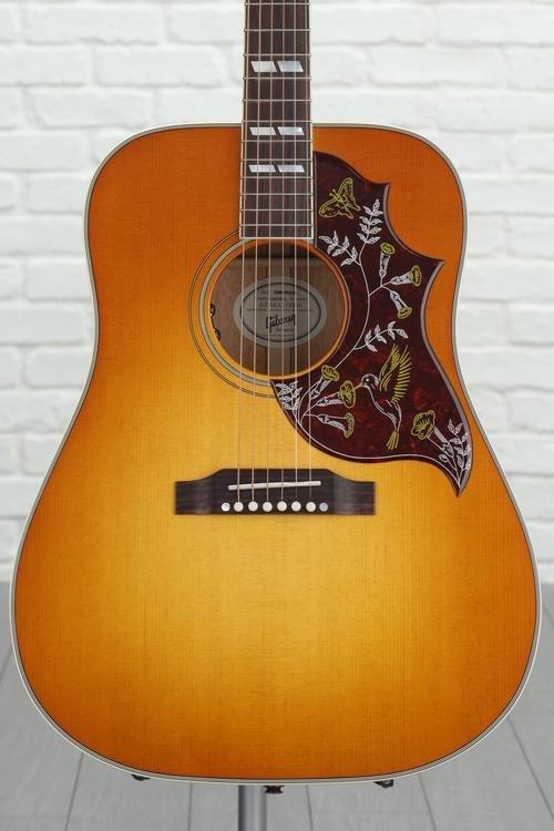 Gibson Acoustic Hummingbird - Heritage Cherry Sunburst