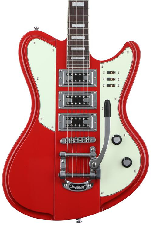 Schecter Ultra III - Vintage Red image 1
