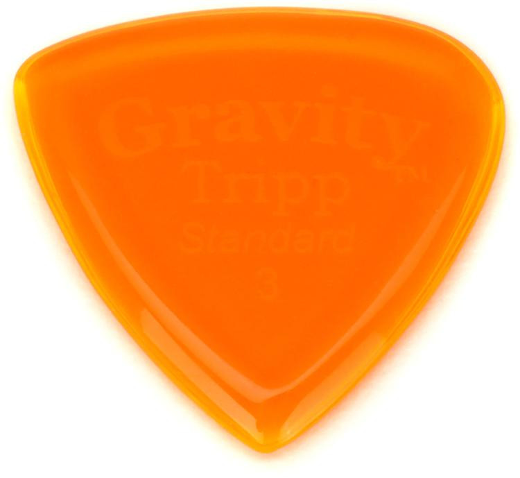 Gravity Picks Tripp - Standard Size, 3mm, Polished image 1