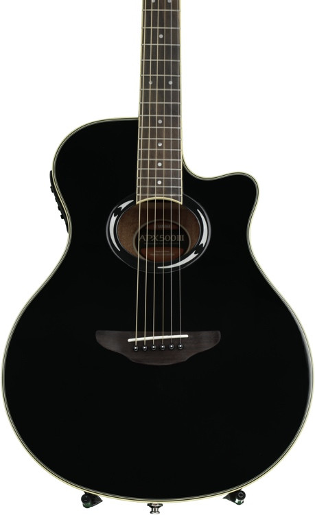 Yamaha APX500III - Black image 1