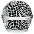 On-Stage Stands Steel Mesh Mic Grille - Steel Gray