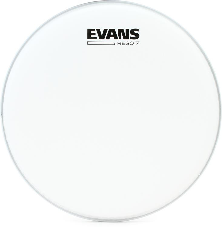 Evans Reso 7 Coated Resonant Drum Head - 10