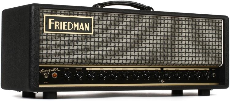 Friedman Butterslax Bill Kelliher Signature 100-watt 3-channel Tube Head with EL34s image 1
