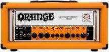 Orange Rockerverb 100 MKIII - 100-Watt 2-Channel Tube Head Orange