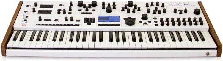 Modal Electronics Modulus.002 61-key Analog/Digital Hybrid 12-voice Synthesizer image 1