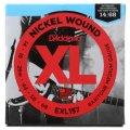 D'Addario EXL157 Nickel Wound Medium Baritone Electric Strings