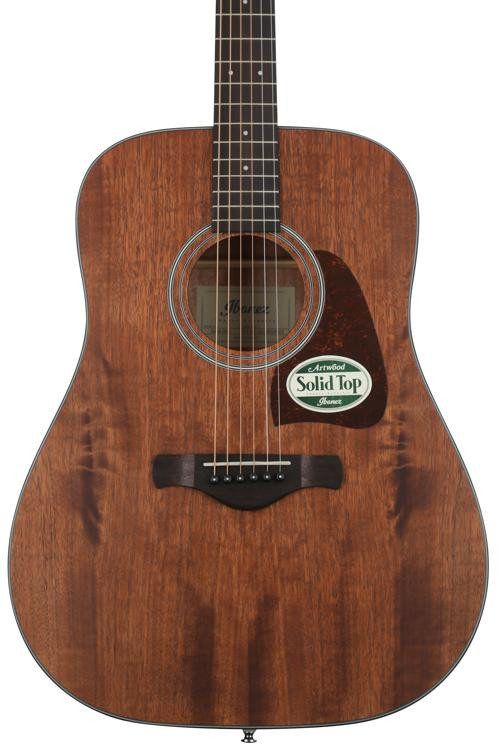 Ibanez AW54 - Open Pore Natural image 1