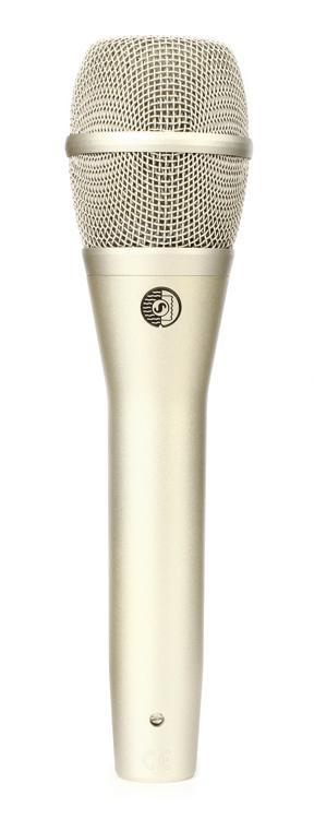 Shure KSM9 Handheld Condenser Microphone - Champagne image 1