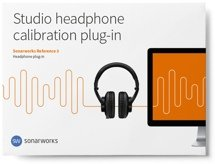 Sonarworks Reference 3 Headphone Plug-in