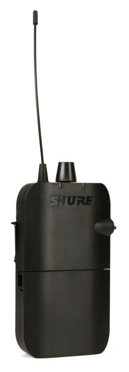 Shure P3R Wireless Bodypack Receiver - J13 Band image 1