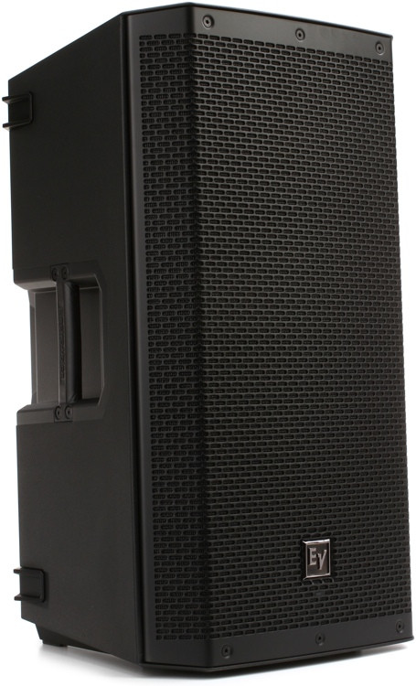 electro voice zlx 12p 1000w 12 powered speaker sweetwater. Black Bedroom Furniture Sets. Home Design Ideas