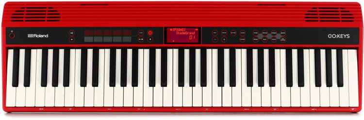 Roland GO:KEYS 61-key Music Creation Keyboard image 1