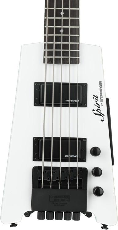 Steinberger Spirit XT-25 - White image 1