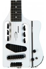 Traveler Guitar Speedster Hot Rod V2 - White