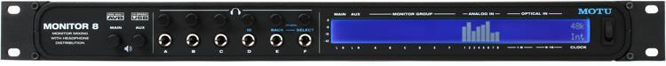 MOTU Monitor 8 image 1