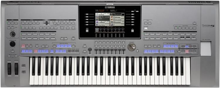 Yamaha Tyros5 61-key Arranger Workstation image 1