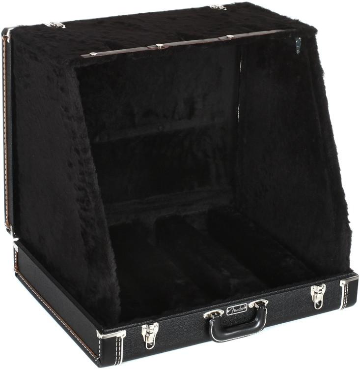 Fender Guitar Case Stand (Three Guitar) - Black image 1