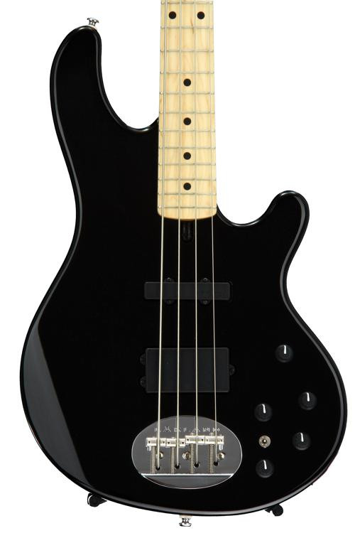 Lakland Skyline 44-02 Standard - Black, Maple image 1