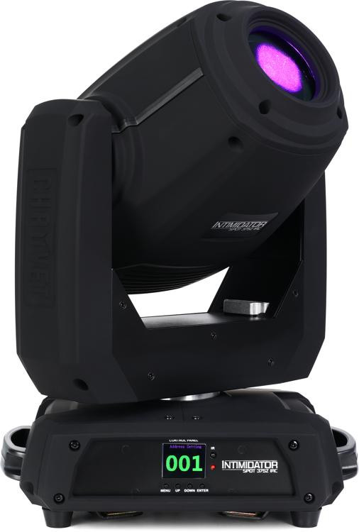 Chauvet DJ Intimidator Spot 375Z IRC 150W LED Moving-head Spot image 1