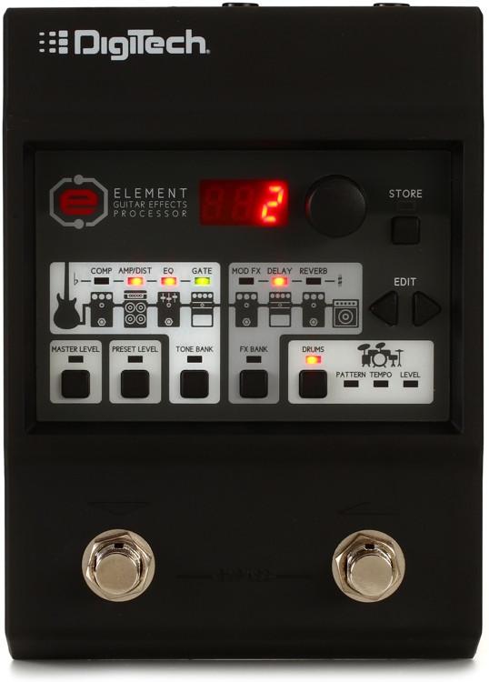 DigiTech Element Multi-FX Pedal image 1