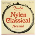 Fender 130 Clear Nylon Ball End Medium Classical Strings