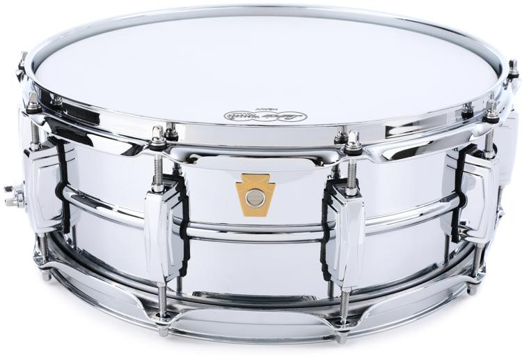 Ludwig Supraphonic LM400 Snare Drum - 5\'\'x14\'\' image 1