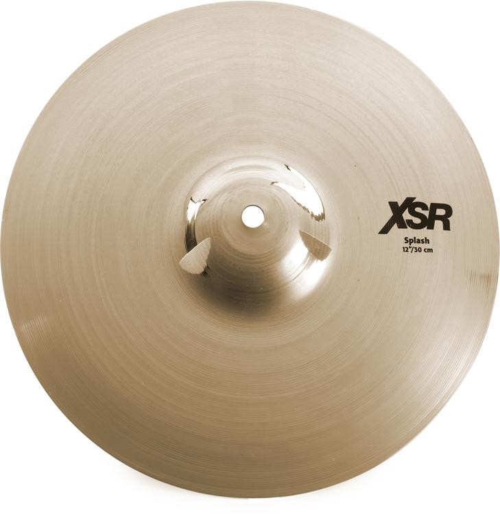 Sabian XSR Splash Cymbal - 12