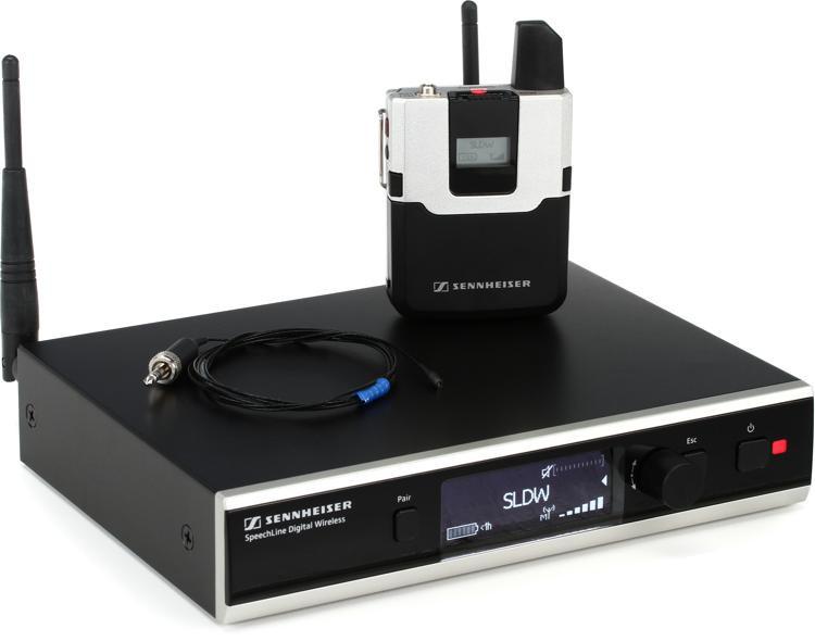 Sennheiser Speechline SL Lavalier Set - Digital Wireless System image 1