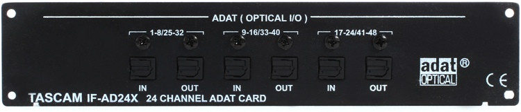 TASCAM IF-AD24X image 1