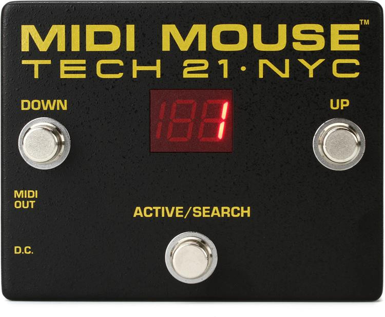 Tech 21 MIDI Mouse image 1