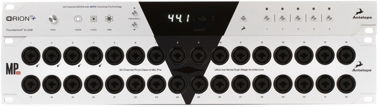 Antelope Audio Orion32+ and MP32 Bundle image 1
