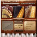 MODARTT Concert Harp (requires Pianoteq)