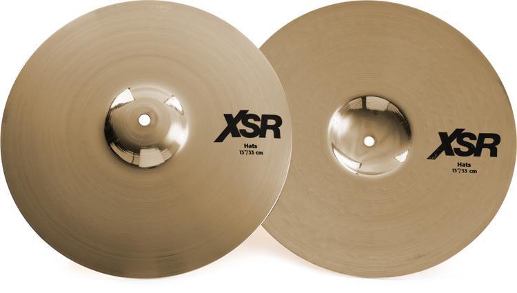 Sabian XSR Hi-hats - 13