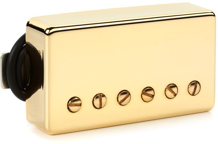 Seymour Duncan SH-PG1b Pearly Gates Humbucker Pickup - Gold Bridge image 1