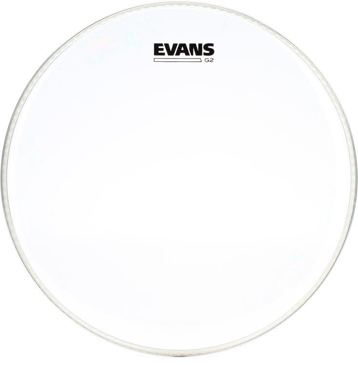 Evans G2 Clear Drumhead - 14