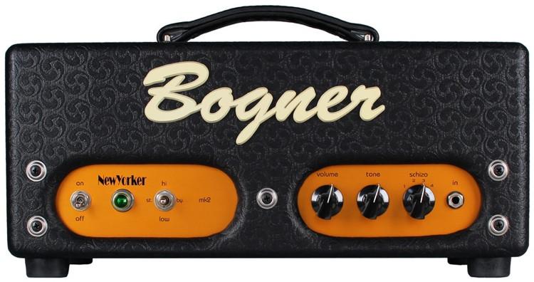 Bogner New Yorker 12-watt Handwired Tube Head image 1