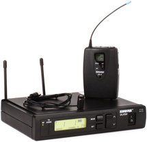 Shure ULXS14/85 Wireless Lavalier System - G3 Band, 470-505MHz