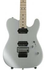Charvel Pro-Mod San Dimas Style 2 HH Floyd Rose - Satin Silver with Maple Fingerboard
